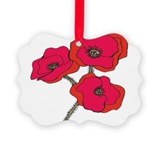 poppy.png Ornament