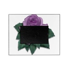 purple-rose.png Picture Frame