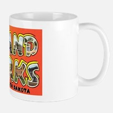 Grand Forks North Dakota Mug