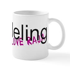 Hashtag #Modeling Mug
