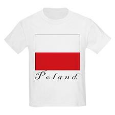 Poland Kids T-Shirt