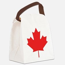 maple-leaf,red.png Canvas Lunch Bag