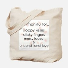 thankful for ... Tote Bag