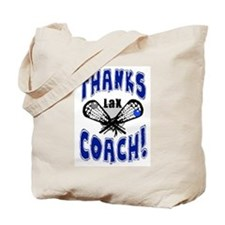 Thanks LAX Coach! Tote Bag