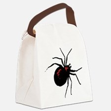 spider.png Canvas Lunch Bag