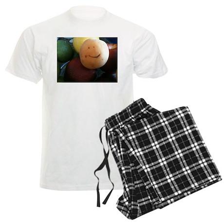 Happy Peach Pajamas