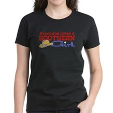 Everyone Loves a Southern Gir Tee