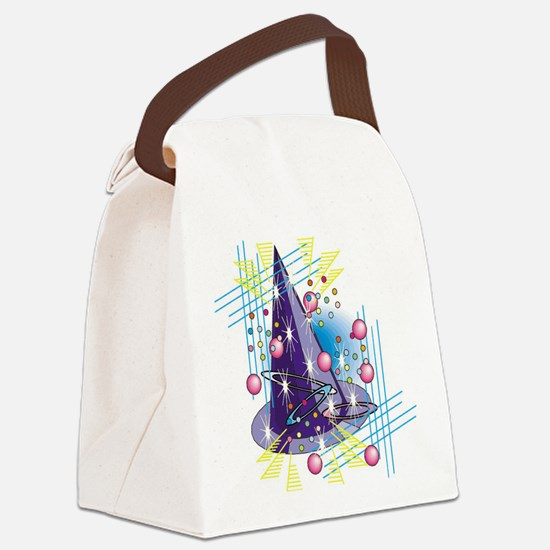 wizards-hat,png.png Canvas Lunch Bag