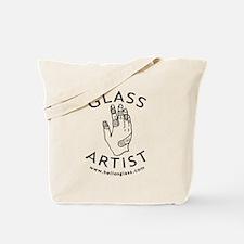Glass Artist Tote Bag
