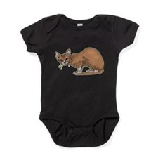 hairless,png.png Baby Bodysuit