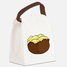 baked-potatoe.png Canvas Lunch Bag