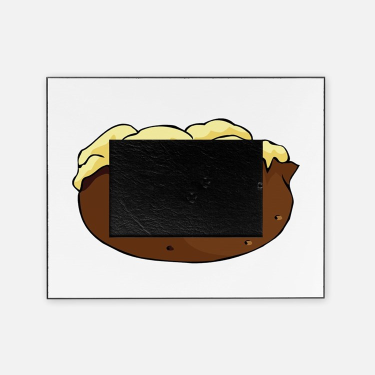 baked-potatoe.png Picture Frame