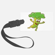 celery,-happy.png Luggage Tag
