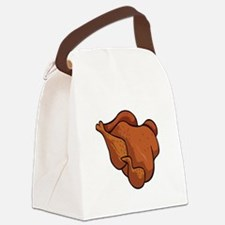 turkey.png Canvas Lunch Bag