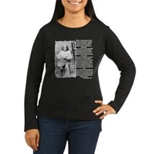 """""""Chief Seattle Message"""" T-Shirt"""