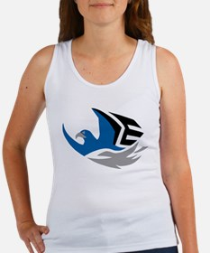 Women's Tank Top-Eagles B Ball