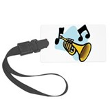 Trumpet Luggage Tags