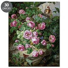 Rose Dreams Puzzle