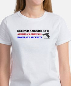 Second Amendment Original Homeland T-Shirt