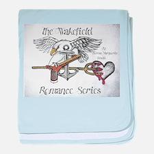 The Wakefield Romance Series icon baby blanket
