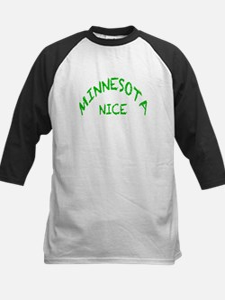 Minnesota Nice g Baseball Jersey