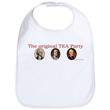 Original TEA party Bib
