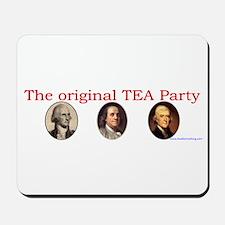 Original TEA party Mousepad