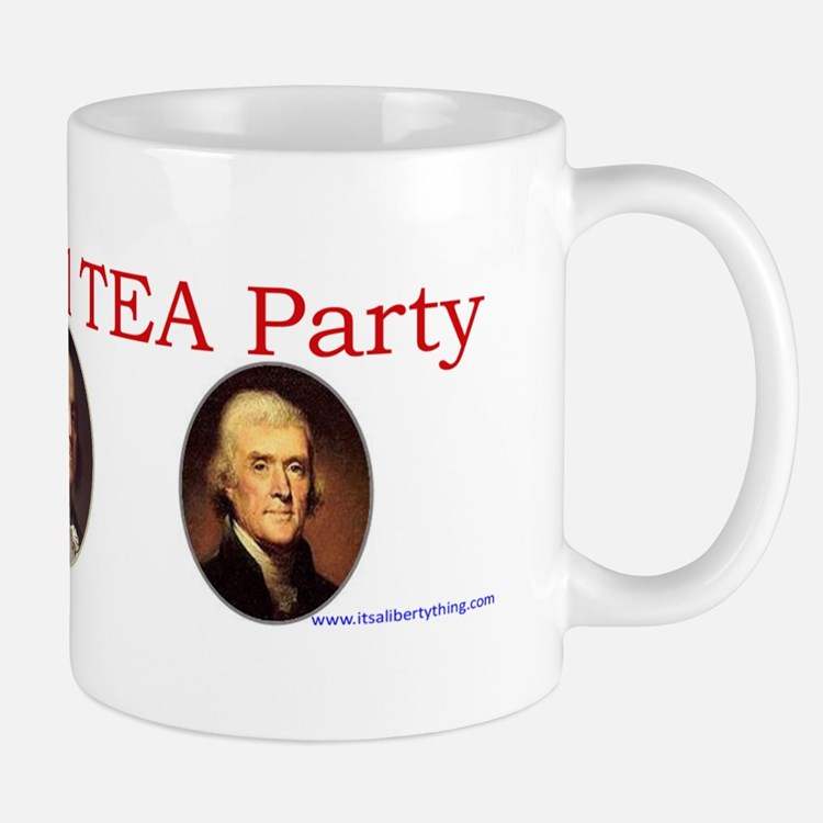 Original TEA party Mug