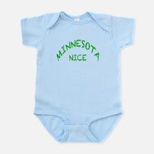 Minnesota Nice g Body Suit