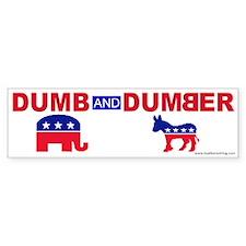 Dumb and Dumber Bumper Bumper Sticker