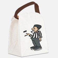 referee.png Canvas Lunch Bag