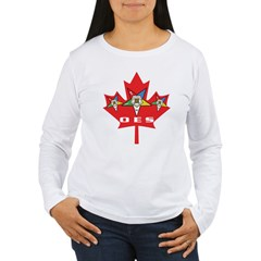 OES Canadian Maple Leaf T-Shirt
