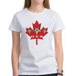 OES Canadian Maple Leaf Women's T-Shirt