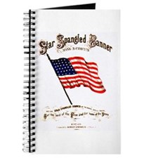 Star Spangled Banner Journal