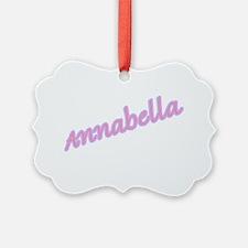 annabella copy.jpg Ornament