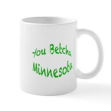 you betcha mn g Mug