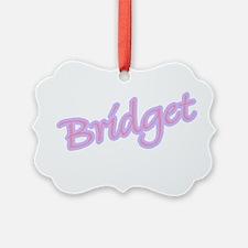 bridget copy.jpg Ornament