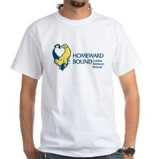 White Homeward Bound T-Shirt