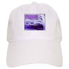 Strenght Comes From Within 2 Baseball Baseball Cap