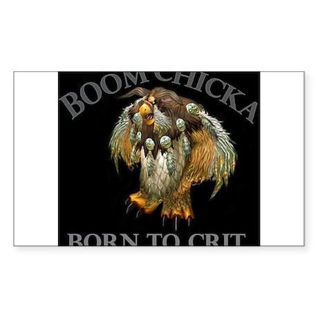 Boom Chicka Chicka Sticker