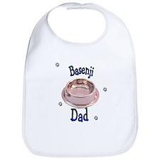 Basenji Dad Bib