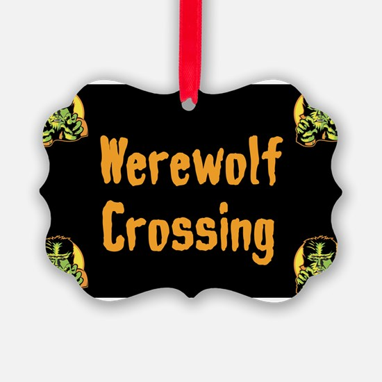 werewolf-crossing.png Ornament
