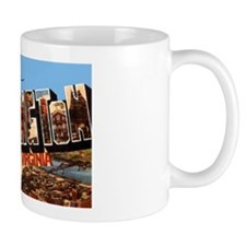 Huntington West Virginia Greetings Mug