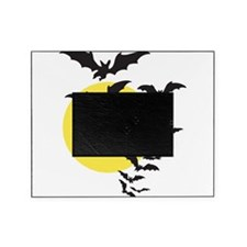 batty.png Picture Frame