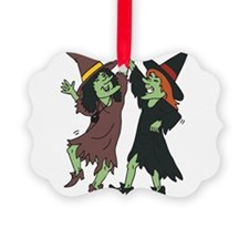 witches,dancing.png Ornament