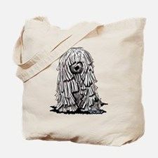 Puli Dog Tote Bag