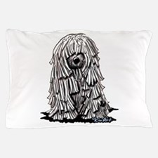 Puli Dog Pillow Case