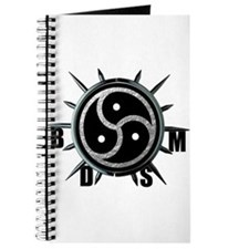 Spiked Collar BDSM Symbol Journal