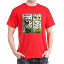 Christmas Birds T-Shirt
