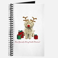 Merry Doodle Christmas Journal